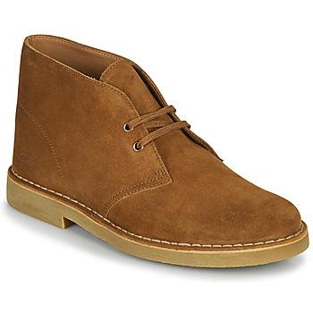 Skor Herr Boots Clarks DESERT BOOT 2 Brun
