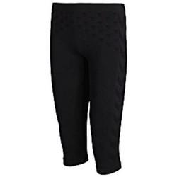textil Dam Sportoverall Hummel Collant 3/4 femme  Active Bee noir