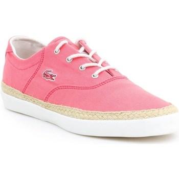 Skor Dam Sneakers Lacoste Glendon Espa Rosa