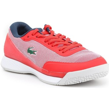 Skor Dam Sneakers Lacoste LT Pro Röda