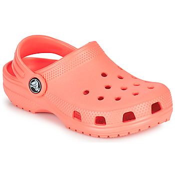 Skor Barn Träskor Crocs CLASSIC CLOG K Orange