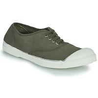 Skor Dam Sneakers Bensimon TENNIS LACET Kaki