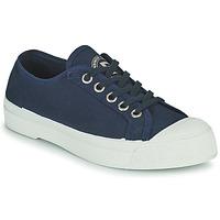 Skor Dam Sneakers Bensimon B79 BASSE Blå