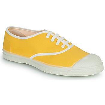 Skor Dam Sneakers Bensimon VINTAGE Gul