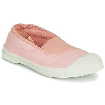 Skor Flickor Sneakers Bensimon TENNIS ELASTIQUE Rosa