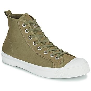 Skor Herr Sneakers Bensimon B79 MID Kaki