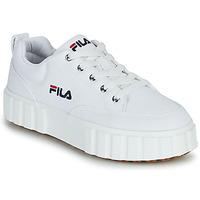 Skor Dam Sneakers Fila SANDBLAST C WMN Vit