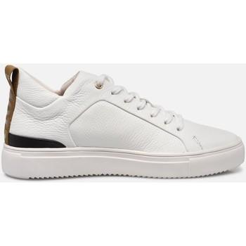Skor Barn Sneakers Blackstone Chaussures  UL83 blanc