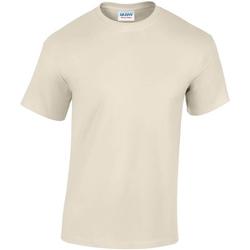 textil Herr T-shirts Gildan GD05 Sand