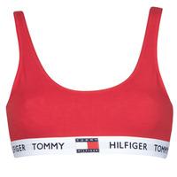 Underkläder  Dam Bh Tommy Hilfiger BRALETTE Röd