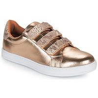 Skor Dam Sneakers Moony Mood OCHIC Guldfärgad