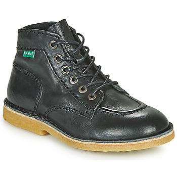 Skor Pojkar Boots Kickers KICK LEGEND Svart