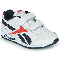 Skor Barn Sneakers Reebok Classic REEBOK ROYAL CLJOG 2 2V Vit / Marin / Röd