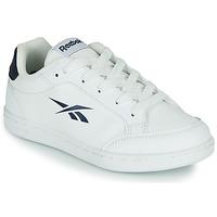 Skor Barn Sneakers Reebok Classic REEBOK ROYAL VECTOR SMASH Vit / Blå
