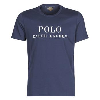 textil Herr T-shirts Polo Ralph Lauren SS CREW Marin
