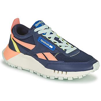 Skor Dam Sneakers Reebok Classic CL LEGACY Blå / Beige