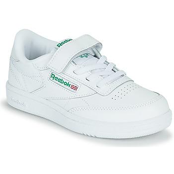 Skor Barn Sneakers Reebok Classic CLUB C 1V Vit