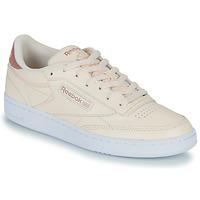 Skor Dam Sneakers Reebok Classic CLUB C 85 Rosa