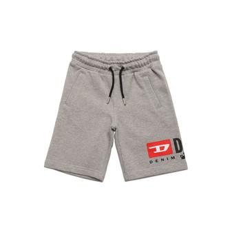 textil Pojkar Shorts / Bermudas Diesel PSHORTCUTY Grå