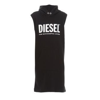 textil Flickor Korta klänningar Diesel DILSET Svart