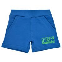 textil Pojkar Shorts / Bermudas Diesel POSTYB Blå