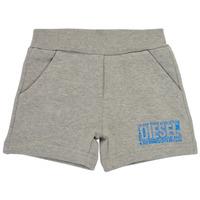 textil Pojkar Shorts / Bermudas Diesel POSTYB Grå