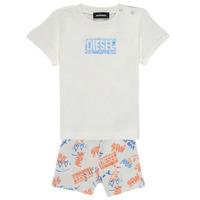 textil Pojkar Set Diesel SILLIN Flerfärgad