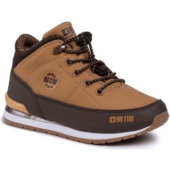 Skor Barn Höga sneakers Big Star GG374102 Honumg