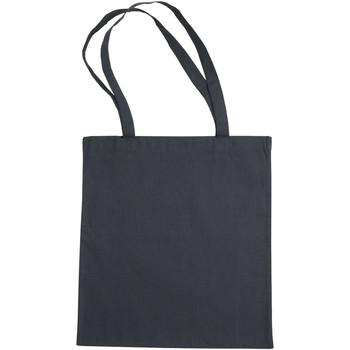 Väskor Dam Shoppingväskor Bags By Jassz 3842LH Mörkgrå