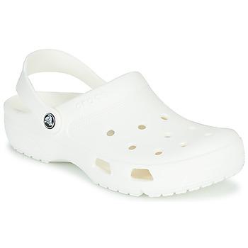 Skor Träskor Crocs COAST CLOG WHI Vit