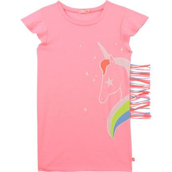 textil Flickor Korta klänningar Billieblush / Billybandit U12625-462 Rosa