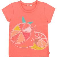 textil Flickor T-shirts Billieblush / Billybandit U15864-499 Rosa