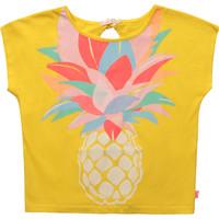 textil Flickor T-shirts Billieblush / Billybandit U15873-548 Gul