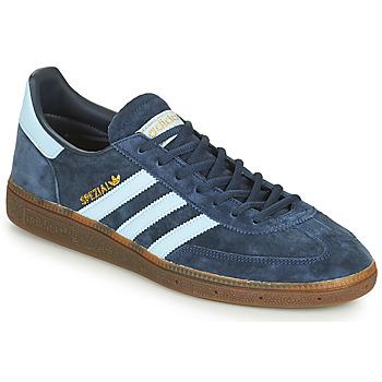 Skor Herr Sneakers adidas Originals HANDBALL SPEZIAL Blå / Vit