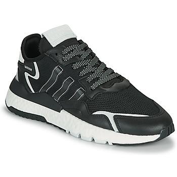Skor Herr Sneakers adidas Originals NITE JOGGER Svart