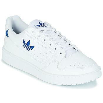 Skor Sneakers adidas Originals NY 92 Vit / Blå