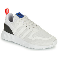 Skor Barn Sneakers adidas Originals SMOOTH RUNNER C Vit / Svart