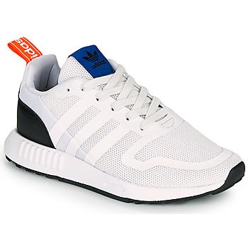 Skor Barn Sneakers adidas Originals SMOOTH RUNNER J Vit / Svart