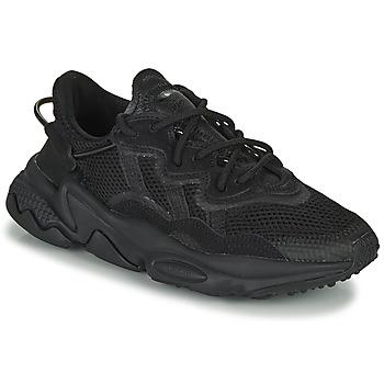 Skor Barn Sneakers adidas Originals OZWEEGO J Svart