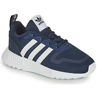 Skor Barn Sneakers adidas Originals SMOOTH RUNNER EL I Marin / Vit