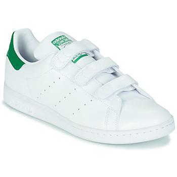 Skor Sneakers adidas Originals STAN SMITH CF SUSTAINABLE Vit / Grön