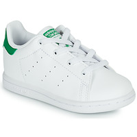 Skor Barn Sneakers adidas Originals STAN SMITH EL I SUSTAINABLE Vit / Grön