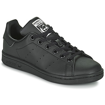 Skor Barn Sneakers adidas Originals STAN SMITH J SUSTAINABLE Svart