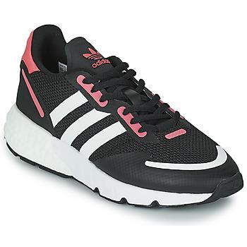 Skor Dam Sneakers adidas Originals ZX 1K BOOST W Svart / Rosa