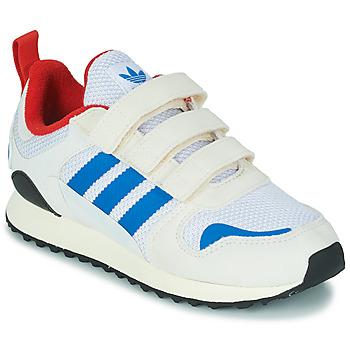 Skor Barn Sneakers adidas Originals ZX 700 HD CF C Beige / Blå