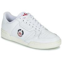 Skor Sneakers adidas Originals CONTINENTAL 80 Vit
