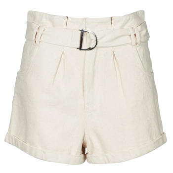 textil Dam Shorts / Bermudas Betty London ODILE Beige