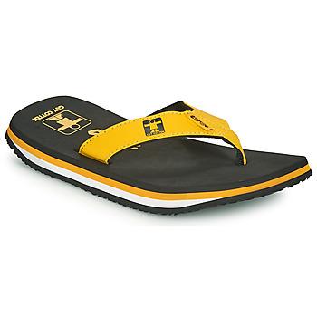 Skor Herr Flip-flops Cool shoe ORIGINAL Svart / Gul