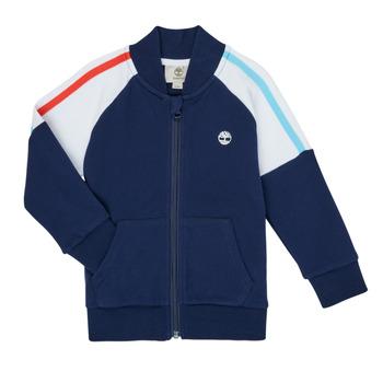 textil Pojkar Sweatshirts Timberland SOTTA Marin