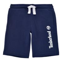 textil Pojkar Shorts / Bermudas Timberland SHOTA Marin